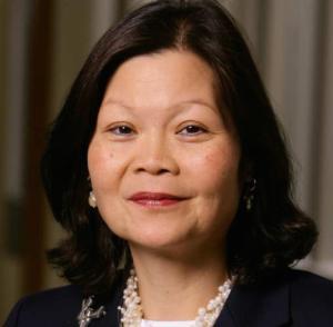 Carolyn Woo